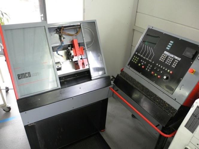 cnc drehmaschine emcoturn kaufen verkaufen gebrauchter maschinen aus der lebensmittelindustrie. Black Bedroom Furniture Sets. Home Design Ideas