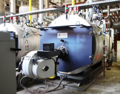 Gas-Dampfkessel LOOS - Dampfkessel, Schnelldampferzeuger gebraucht ...