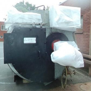 Dampfkessel, Schnelldampferzeuger gebraucht|Maschinen Fromm