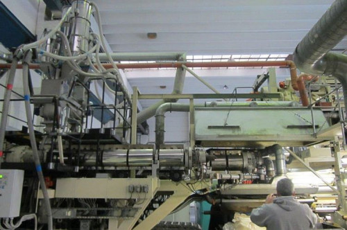 40493: Co-Extrusionsanlage ER WE PA